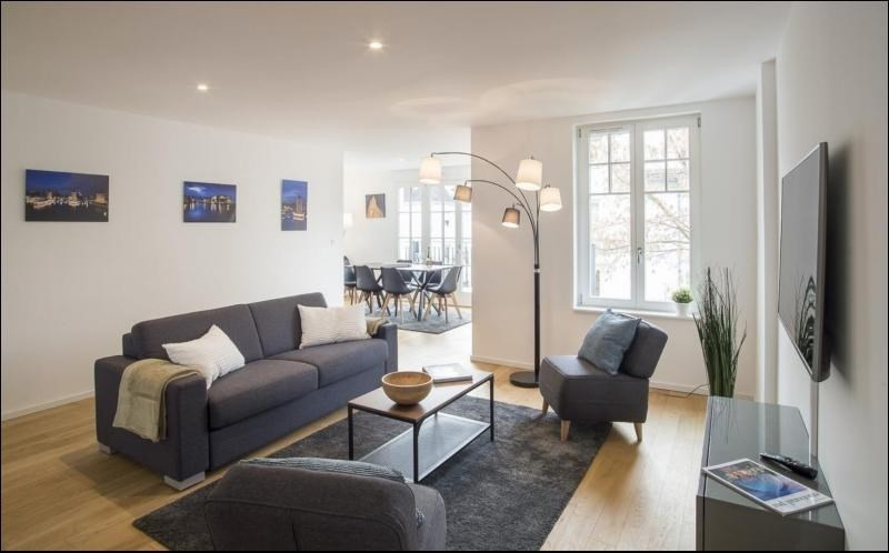 Rental apartment Strasbourg 2 525€ CC - Picture 2