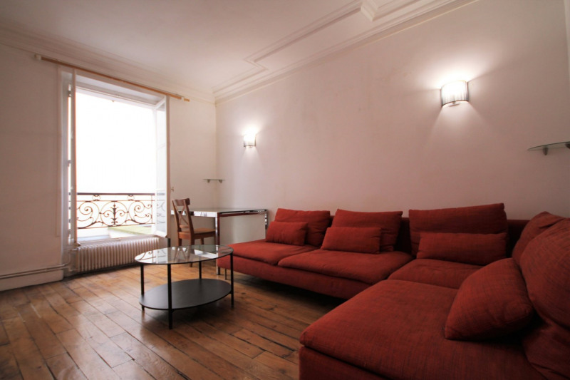 Rental apartment Paris 18ème 1 395€ CC - Picture 2