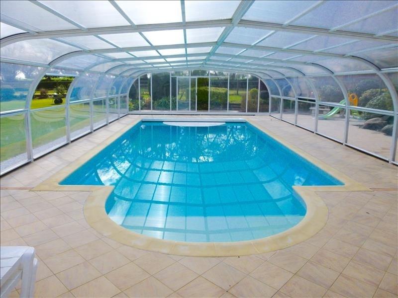 Deluxe sale house / villa Bourg blanc 555000€ - Picture 3