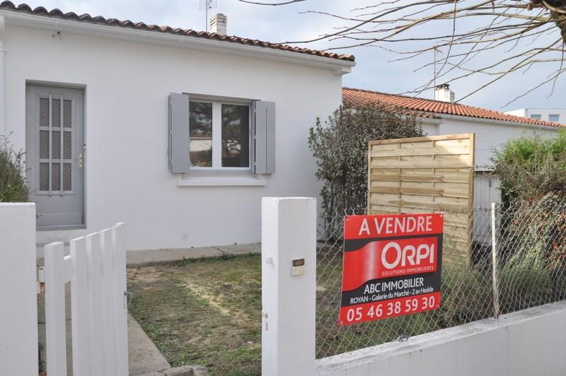 Vente maison / villa Royan 147000€ - Photo 1