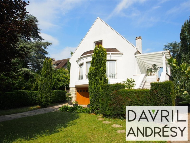 Deluxe sale house / villa Andresy 565 000€ - Picture 1