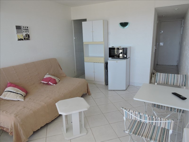 Vente appartement La grande motte 141 000€ - Photo 2