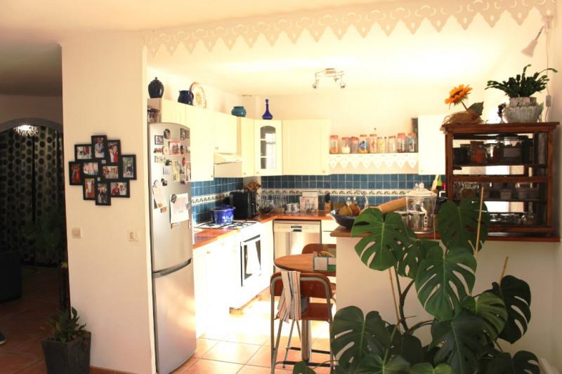 Revenda residencial de prestígio casa Lambesc 580000€ - Fotografia 11
