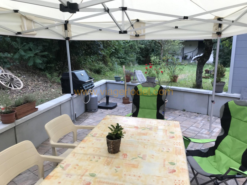 Vendita nell' vitalizio di vita casa Duingt 125000€ - Fotografia 4