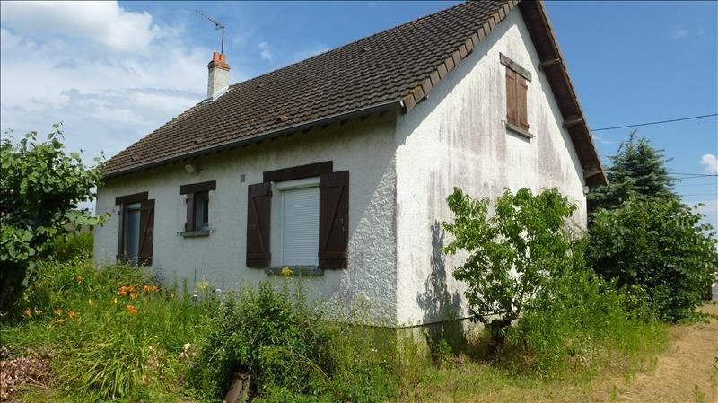 Vente maison / villa Bonnee 134700€ - Photo 2