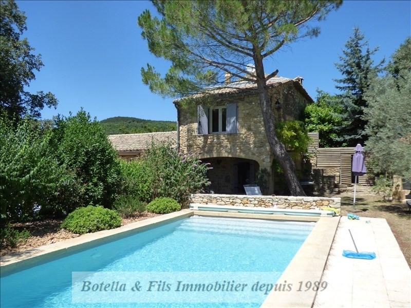 Verkoop van prestige  huis Uzes 790000€ - Foto 20