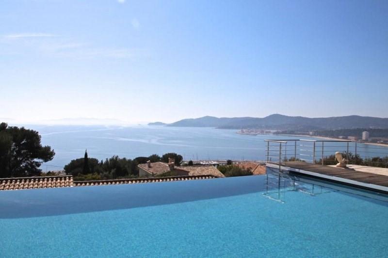 Immobile residenziali di prestigio casa Le lavandou 2600000€ - Fotografia 3