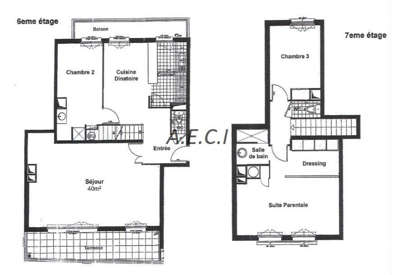 Deluxe sale apartment Colombes 730000€ - Picture 9