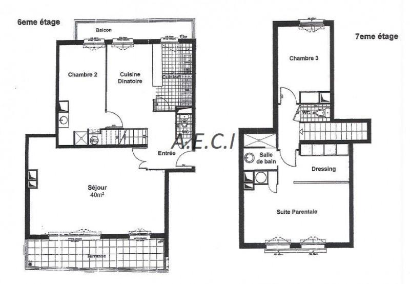 Vente de prestige appartement Colombes 768000€ - Photo 2