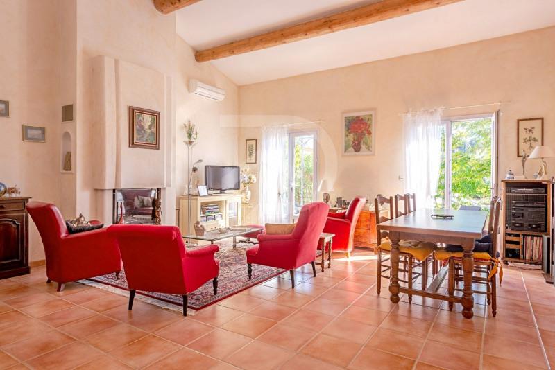 Vente maison / villa Althen des paluds 375000€ - Photo 4