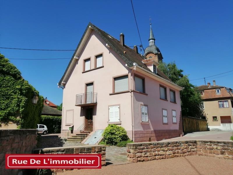 Vente maison / villa Reichshoffen 140000€ - Photo 1