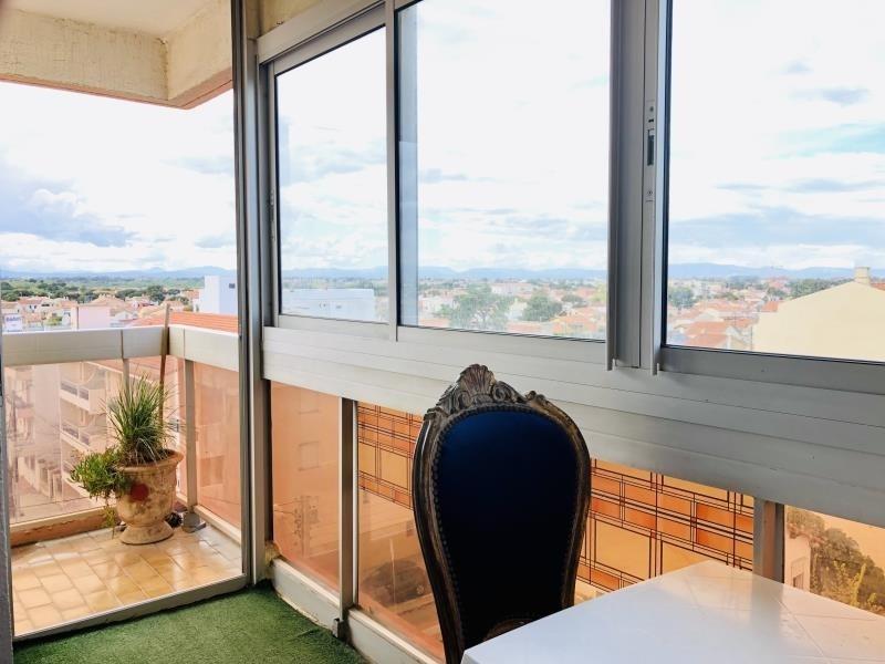 Vente appartement Canet plage 66000€ - Photo 1