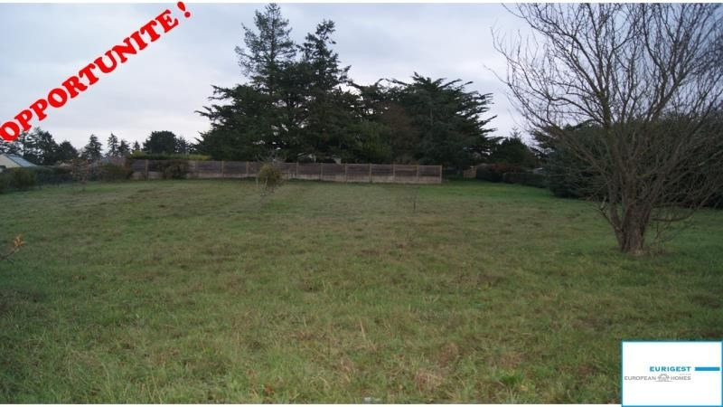 Vente terrain Guemene penfao 75 000€ - Photo 1
