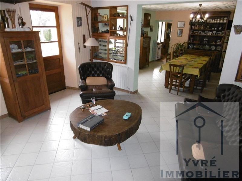 Sale house / villa Yvre l eveque 220500€ - Picture 3
