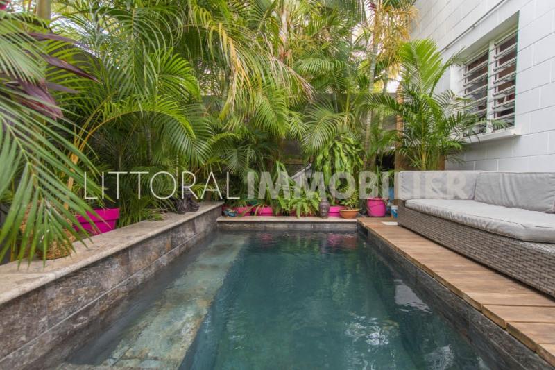 Venta  casa Saint gilles les bains 550000€ - Fotografía 1