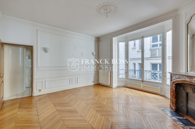 Rental apartment Paris 7ème 5000€ CC - Picture 11