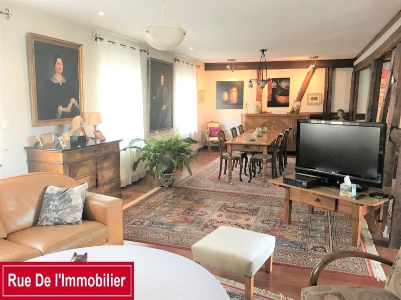 Sale house / villa Bischwiller 399 000€ - Picture 3