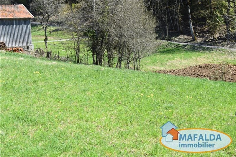 Vente terrain Mont saxonnex 110000€ - Photo 3