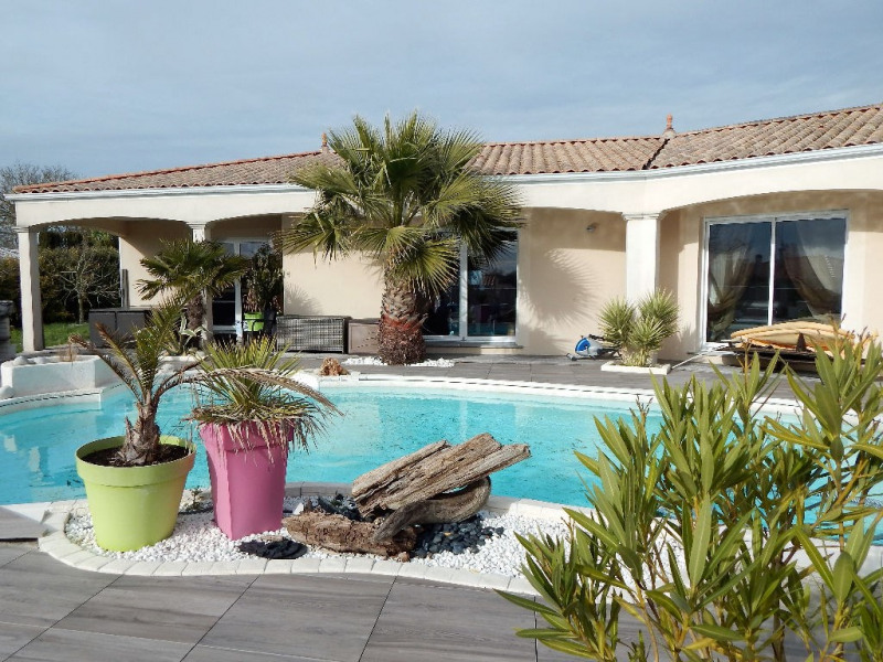 Vente maison / villa Medis 430500€ - Photo 1