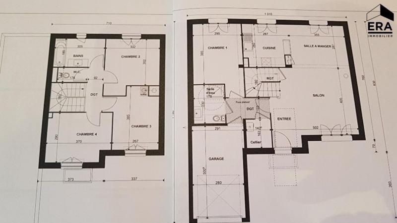 Maison neuve individuelle 5 pièces
