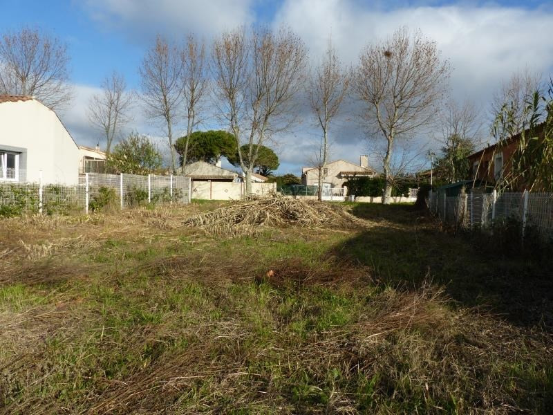 Sale site Montady 78000€ - Picture 2