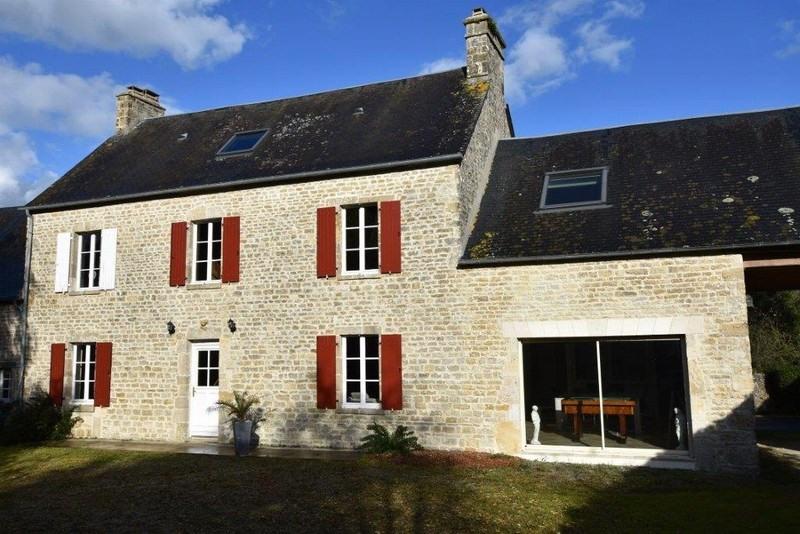 Verkoop  huis Beuzeville la bastille 286500€ - Foto 1