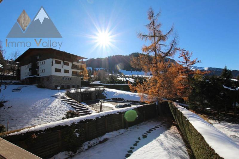 Vente de prestige appartement Megève 997500€ - Photo 14