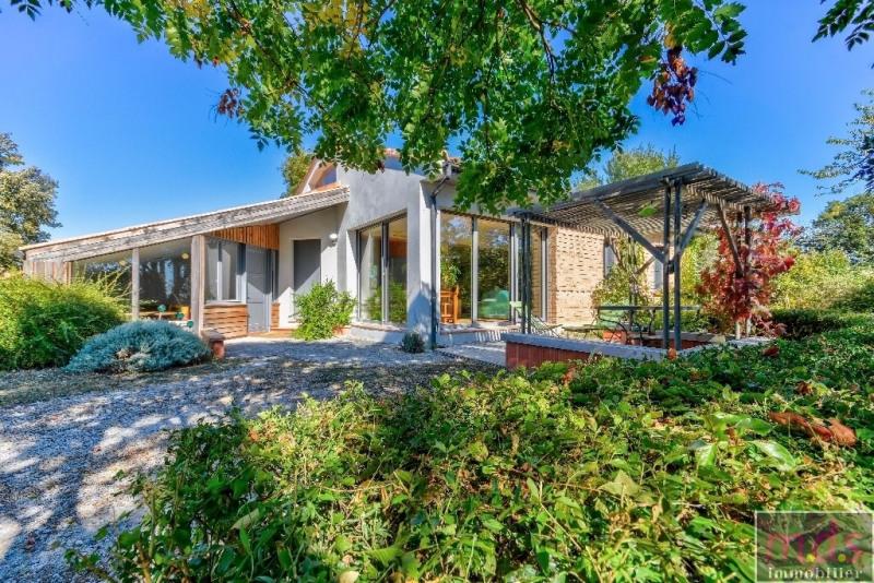 Sale house / villa Verfeil 385000€ - Picture 1