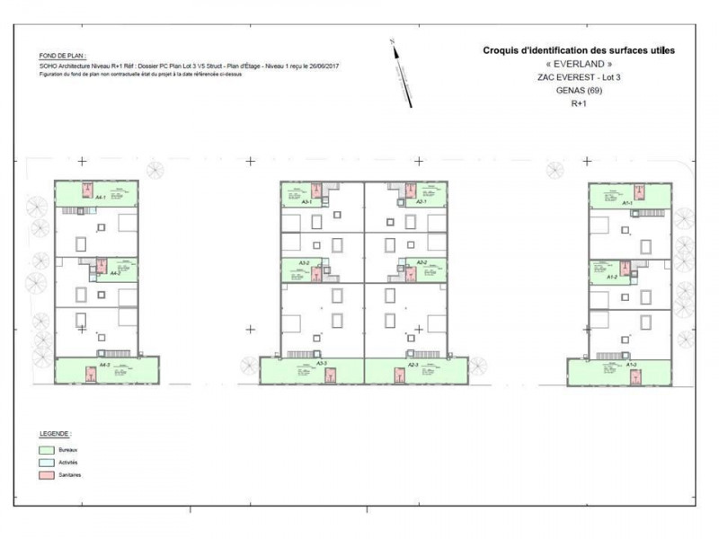 Location local commercial Genas 38844€ HT/HC - Photo 7