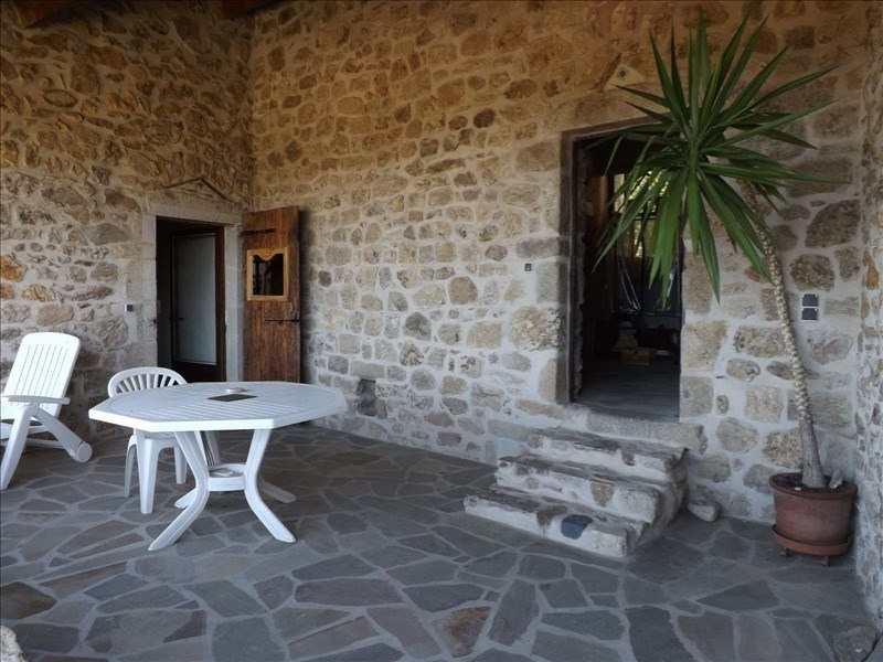 Revenda casa Aubenas 138400€ - Fotografia 3
