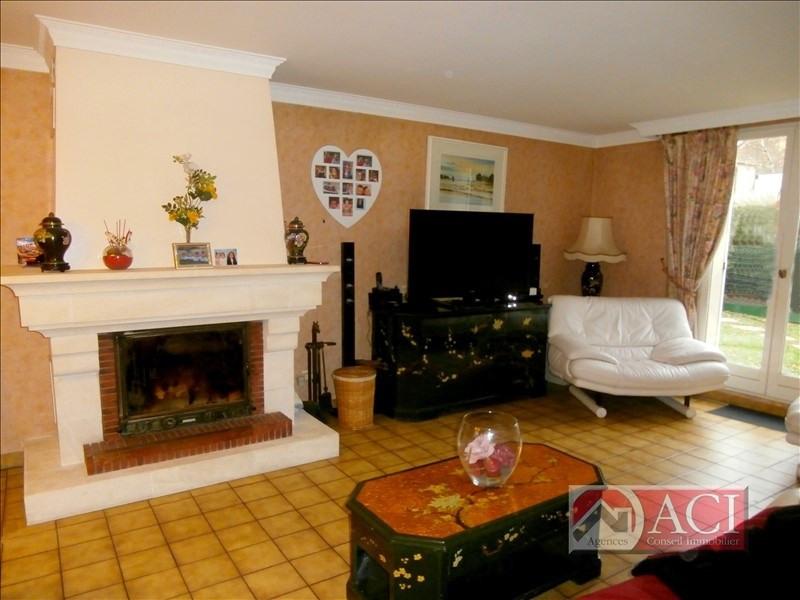 Vente maison / villa Montmagny 376950€ - Photo 2
