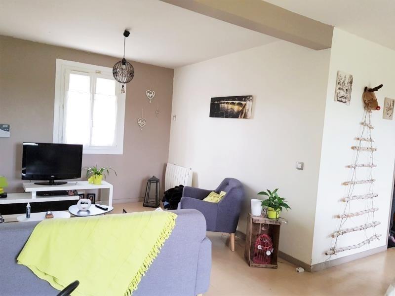 Sale house / villa Souvigny en sologne 113400€ - Picture 2