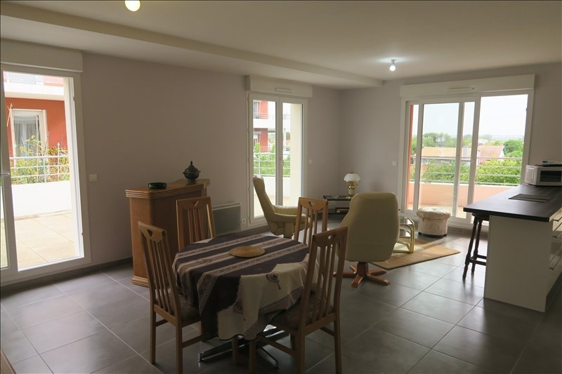 Deluxe sale apartment Royan 264500€ - Picture 3