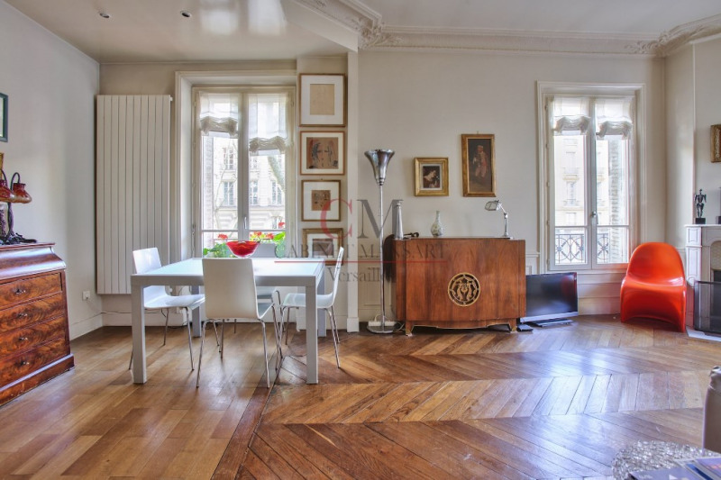 Vente appartement Versailles 567 000€ - Photo 2