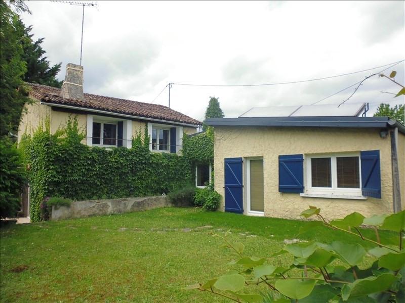 Vente maison / villa Nouaille maupertuis 248000€ - Photo 1
