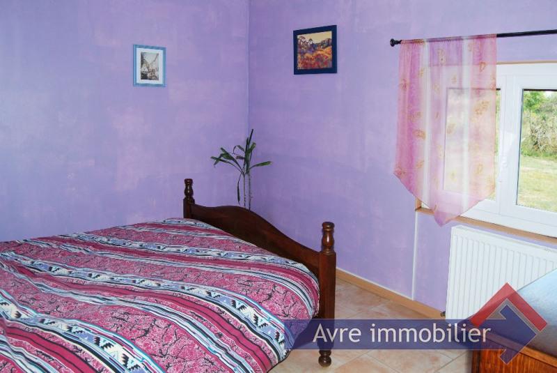 Sale house / villa Verneuil d avre et d iton 124000€ - Picture 6