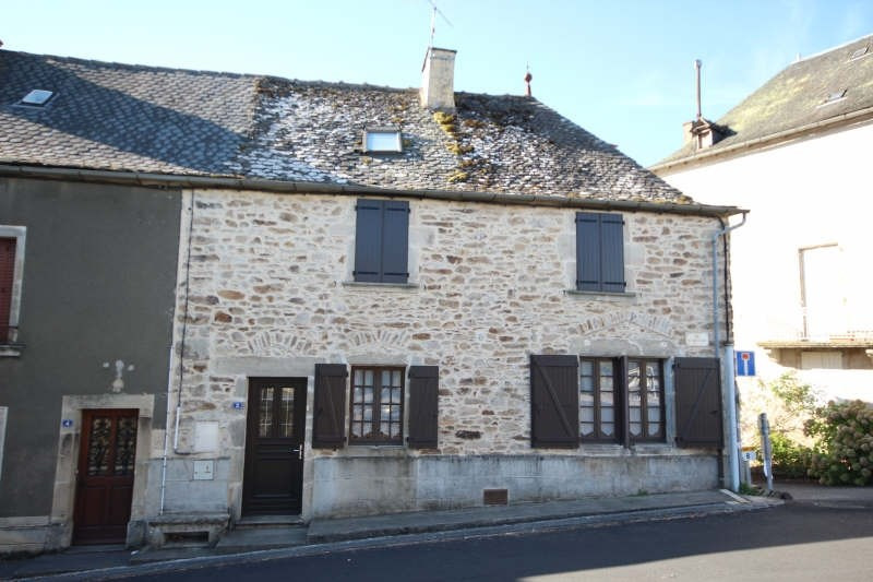 Sale house / villa Najac 168 000€ - Picture 1