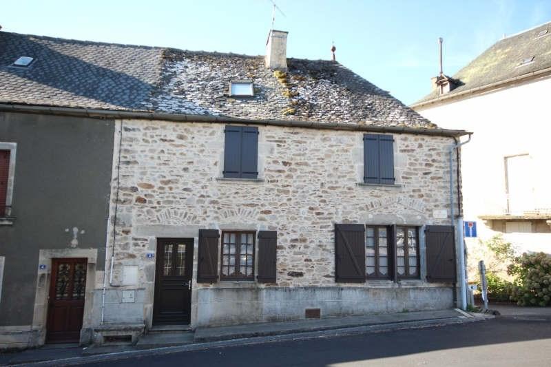 Vente maison / villa Najac 168000€ - Photo 1