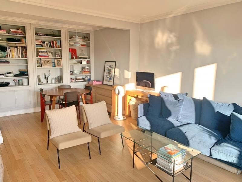 Location appartement Paris 16ème 3 500€ CC - Photo 3