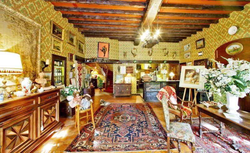 Vente de prestige maison / villa Vieux-mareuil 609000€ - Photo 4