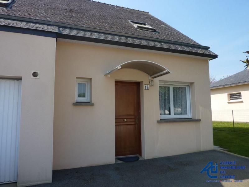 Vente maison / villa Plumeliau 126000€ - Photo 2