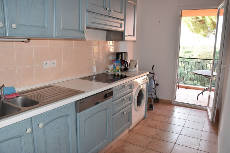 Vacation rental apartment Les issambres 600€ - Picture 5