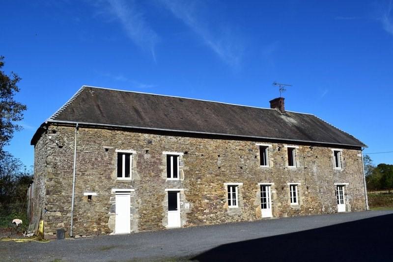 Sale house / villa Montpinchon 160000€ - Picture 1