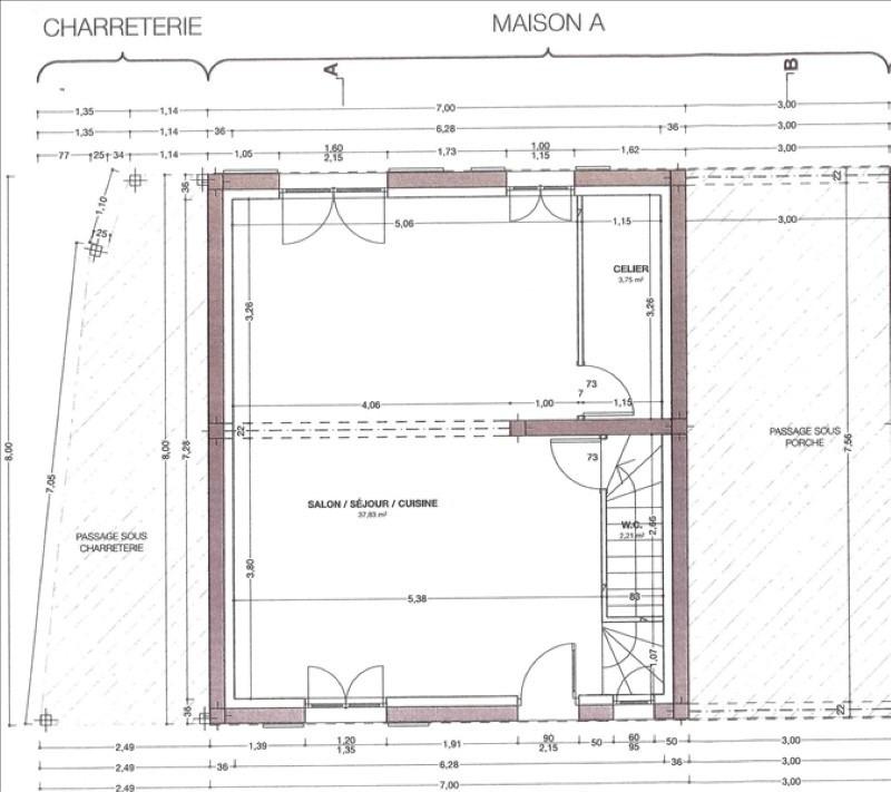 Vente maison / villa Lacroix st ouen 245000€ - Photo 3