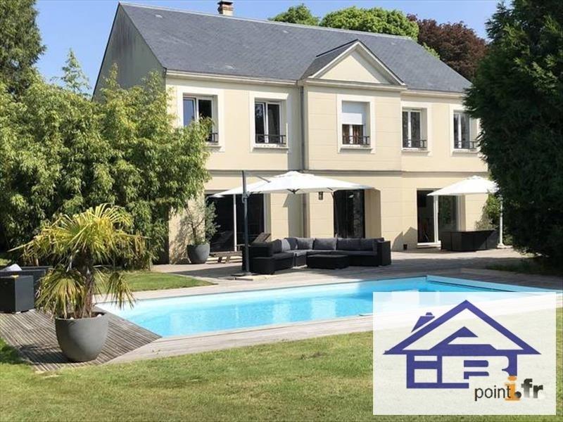 Deluxe sale house / villa Feucherolles 1190000€ - Picture 1