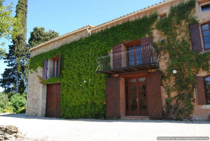 Vente maison / villa Alzonne 462 000€ - Photo 2