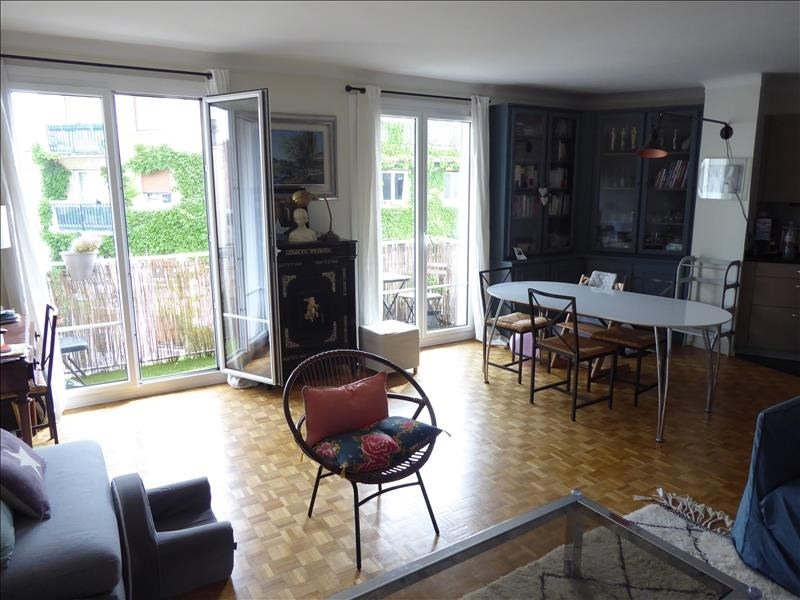 Location appartement Boulogne billancourt 1 980€ CC - Photo 1