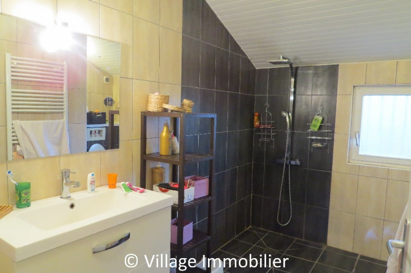 Vente maison / villa Villette d'anthon 395000€ - Photo 5