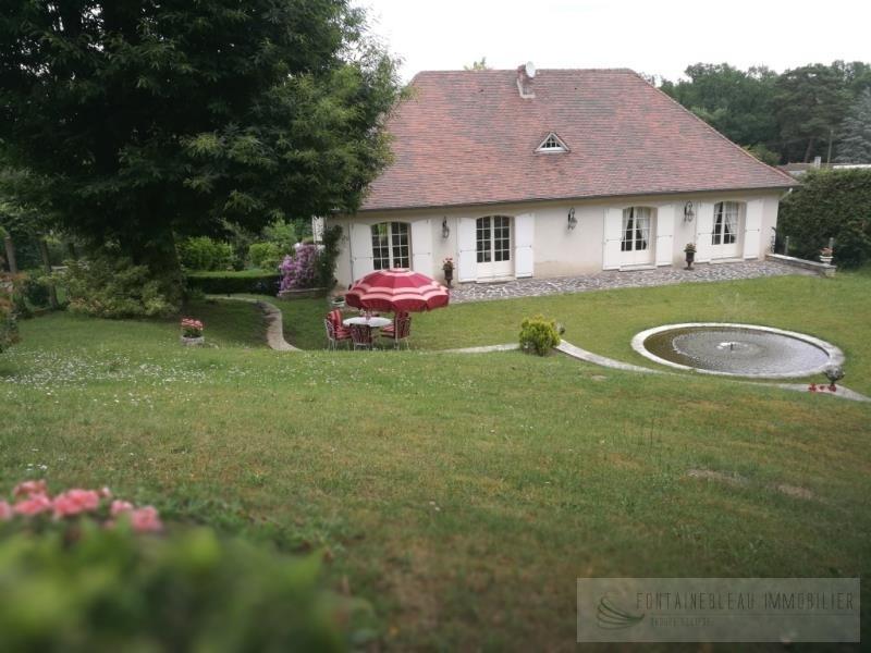 Sale house / villa Samois sur seine 590000€ - Picture 2