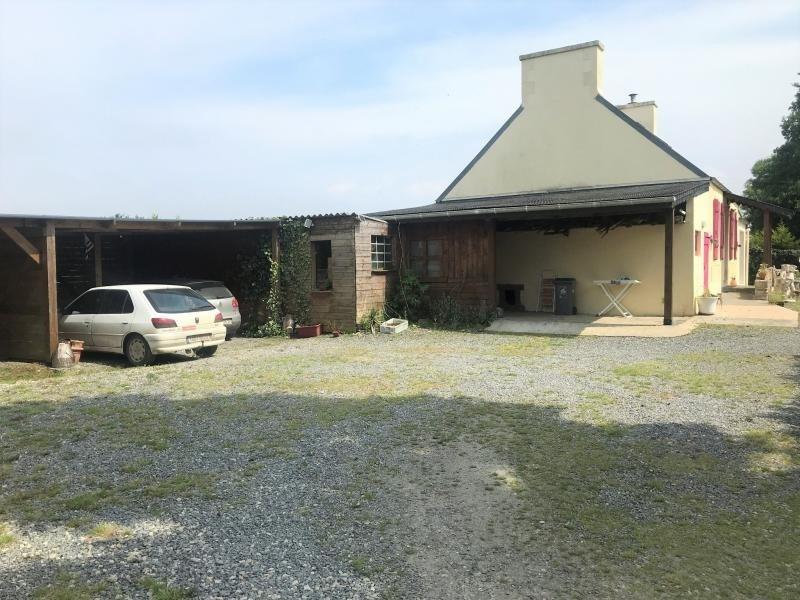 Sale house / villa Ploudaniel 147700€ - Picture 2
